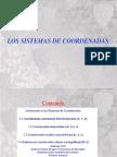 4.- Sistema de Coordenadas Sirgas