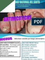 Antimicoticos topicos 2013