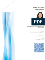 Preeti Amit Abhangrao CV Final