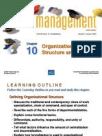 chapter10orgn;onanizationalstructureanddesignppt10-100223215434-phpapp01