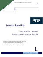 OCC Interest Rate Risk
