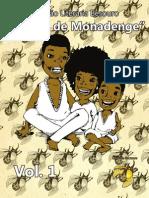 1º Fasciculo Coleção Literária Besouro