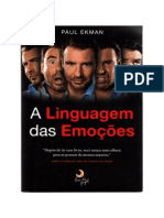 linguagem das Emoções - paul Ekman