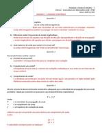 Atividade Módulo - 1 - Gabarito