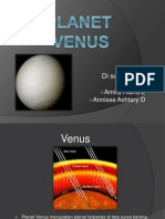 Fisika (Planet Venus)