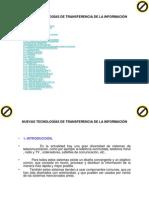TRANSFERENCIA DE LA INFORMACIÓN