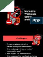 b Workplace Safety