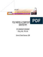 DM 6 & 7 - Polymers & Composites