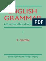 English Grammar