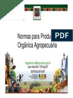 organicos MAPA