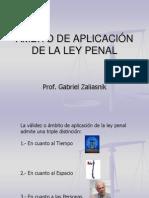 Ambito de Aplicacion de La Ley Penal