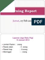 Morning Report 16 Jan 2014