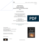 Rudolf Steiner - Poarta Initierii