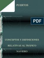 Conceptos trafico naviero