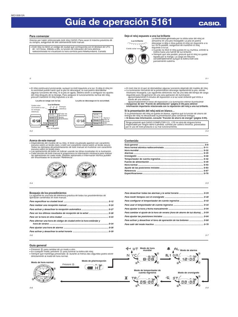 Casio Manual Manual Lcw 2ae Casio M100dse Lcw M100dse 2ae Casio thQsrdC