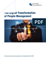 Digital Transformation of People