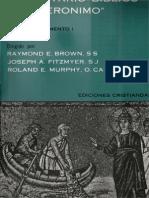 Raymond Brown - Comentario Biblico San Jeronimo 03