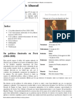 José Fernando de Abascal - Wikipedia, la enciclopedia libre