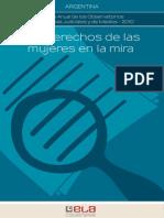 2011. Los Derechos de Las Mujeres en La Mira