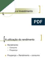 S7-Poupança e investimento