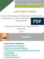 Presentacion Registro Calificado