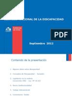 ACCESO a LA JUSTICIA Aspecto Generales e Institucionales SEP 2012