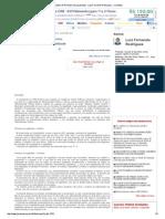 Noções de Princípio de Legalidade - Luiz Fernando Rodrigues - JurisWay