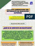 Servicio Comunitario UPEL IPB