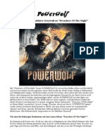 Powerwolf Im Interview