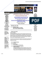 NewSpace 2006 Program