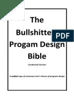 Bullshitters Bible 1 Sted
