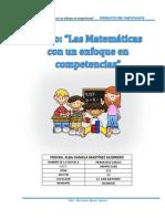Producto Matematicas Nena