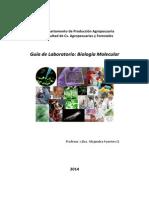 Guia Biología Molecular2014