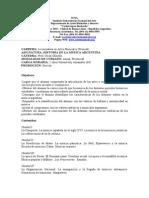 Historia Argentina Olmello (VIRTUAL)