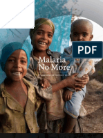 Malaria No More | Stakeholder Report 2009