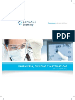 Catalogo de Cengage Learning 2012
