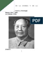 Mao Tse-tung- Problemas de La Guerra y de La Estrategia