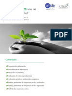 Empresas Verdes 2013