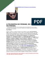 Entrevista Rosemberg Filho