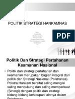 Polstranas (Politik Strategi Hankamnas)