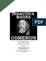 _Didactica Magna - Comenius