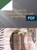 Metodo de Conservacion