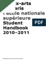 Ensba_StudentHandbook
