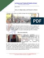 Informe Iglesia Noviembre 2013