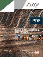 Marco de Cualificaciones Para La Mineria (1)