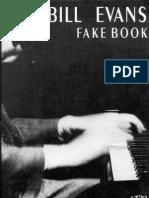 Bill Evans Fakebook