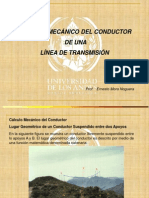 Cálculo Mecánico del Conductor