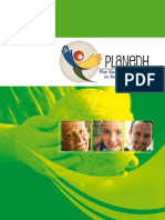 Plan Nacional de Educacion en Dh. Planedh