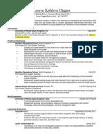 final edc resume