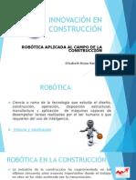 INNOVACIÓN EN CONSTRUCCIÓN